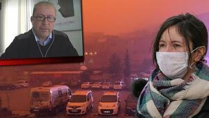 Avrupadan Türkiyeye geldi Prof. Dr. Orhan Şenden çöl tozu açıklaması