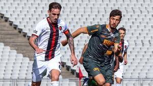 Fatih Karagümrük 2-0 Alanyaspor (Maçın özeti ve golleri)