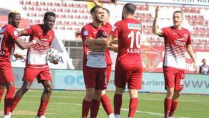 Hatayspor 4-1 Ankaragücü (Maçın özeti ve golleri)