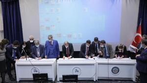 DEÜ ile Sağlık-İş arasında toplu iş sözleşmesi imzalandı