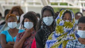 Afrikada koronavirüs vaka sayısı 3 milyon 908 bini geçti