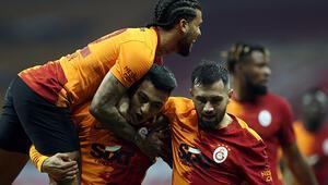 Galatasaray 2-0 BB Erzurumspor (Maçın özeti ve golleri)