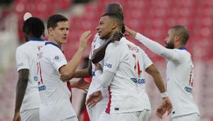 Ligue 1de PSG, Dijonu farklı yendi