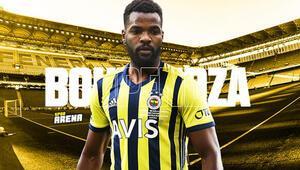 Hatayspordan açıklama: Boupendza, Fenerbahçeyi istiyor