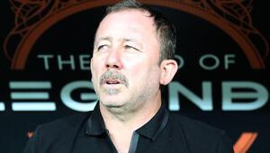 Sergen Yalçın: Malatya maçı farklı olacak