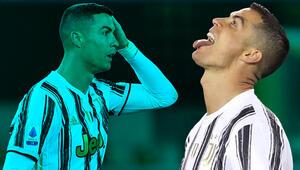 Hellas Verona ile Juventus 1-1 berabere kaldı