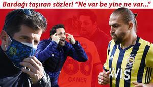 Fenerbahçede Caner Erkin ile Erol Bulut krizinin perde arkası Küfürler, tepkiler...