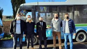 Süleymanpaşa Belediyesinde Gönül Elçileri projesi sürüyor