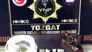 Yozgatta uyuşturucu ticaretine 5 gözaltı