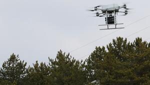 Türkiyeden ilk: Bomba atarlı drone Songar