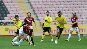 Eskişehirspor: 0 - İstanbulspor: 3