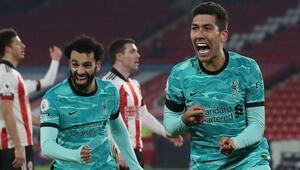 Liverpool, Premier Ligde 4 maç sonra kazandı