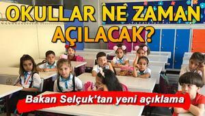 MEBten okullara ilişkin duyuru: Okullar hangi illerde açıldı Sınavlar ne zaman yapılacak