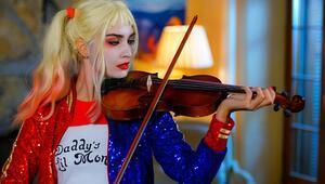 Harley Quinn kimdir Tuba Büyüküstün Joker'in kız arkadaşı Harley Quinn oldu