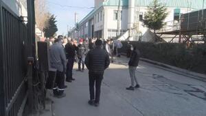 Son dakika... Arnavutköyde fabrikada patlama: 3 yaralı