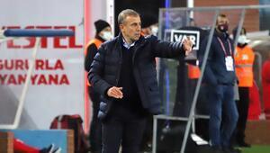Trabzonspor, 2021 yılındaki ilk yenilgisini aldı
