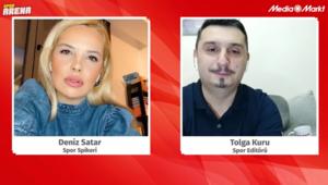 Deniz Satar derbi öncesi açıklamıştı Fenerbahçe kazanır...