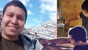 Şoke eden operasyon Kosta Rikalı zanlı önce PKKya mesaj attı sonra İstanbul'a geldi…