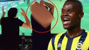 Fenerbahçeli Samatta, Fazıl Sayı çıldırttı