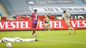 Trabzonsporda İstanbul fobisi Tam 6 yenilgi...