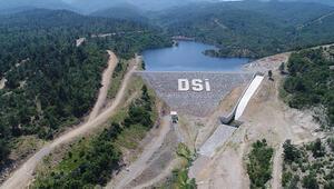 DSİ, Çanakkalede 20 baraj ve 18 gölet inşa etti