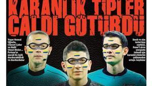 Trabzon yerel basınından Fenerbahçe maçı için olay manşet