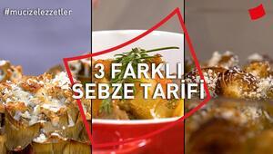 3 Farklı Sebze Tarifi