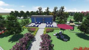 Narlıgöl Turizm Bölgesine günübirlik tesis yapılması için proje hazırlandı