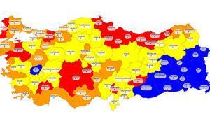 Edirne, Balıkesir, Sakaryada okullar açılacak mı İşte yüksek risk gruplu illerde okulların durumu