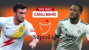 Beşiktaşın Yeni Malatyaspor maçı öncesi dikkat çeken istatistik Öne çıkan iddaa tahmini...