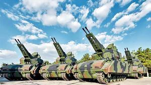Savunma sanayinde yerli payı artıyor