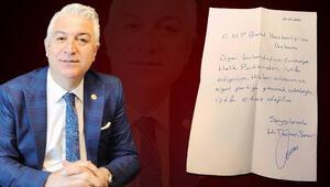 İstifa eden CHPli Sancar: 'Komplo var, bozacağım'