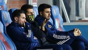 Fenerbahçede Emre Belözoğlu tarz değiştirdi, Trabzonda galibiyet geldi