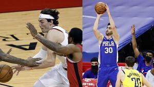 NBAda Gecenin Sonuçları: Furkan 19, Cedi 11 sayıyla takımlarının galibiyetine katkı yaptı