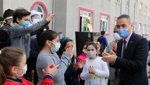 Turuncu Antalyada kontrollü normalleşme