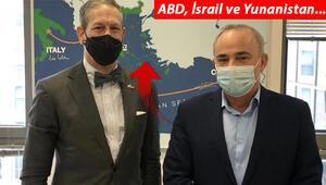 Son dakika haberler... ABD ve İsrailden skandal harita