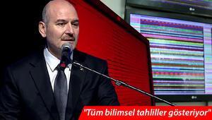 İçişleri Bakanı Soylu'dan İstanbul depremi açıklaması