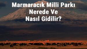 Marmaracık Milli Parkı Nerede Ve Nasıl Gidilir Marmaracık Milli Parkı Konaklama, Kamp, Giriş Ücreti Ve Özellikleri Hakkında Bilgi