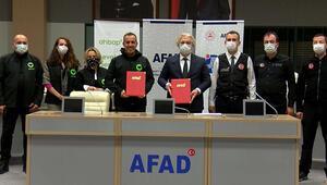 AFAD ve Ahbap Platformu iş birliği protokolü imzaladı