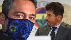 Fenerbahçede Ali Koç ve Emre Belözoğlu PFDKya sevk edildi