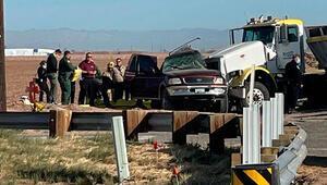 Son dakika haberi: ABDde korkunç kaza Ölü sayısı dehşet verici boyutlarda...
