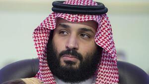 Suudi Veliaht Prens hakkında suç duyurusu