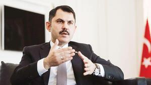 Bakan Kurum: İstanbulda 300 bin konutun dönüştürülmesi lazım