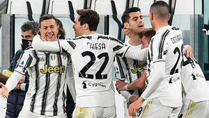 Juventus, Speziayı ikinci yarıda bulduğu gollerle 3-0 yendi