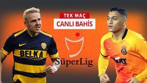 Galatasaray 9da 9 yapabilecek mi Ankaragücü karşısında iddaada galibiyetlerine...
