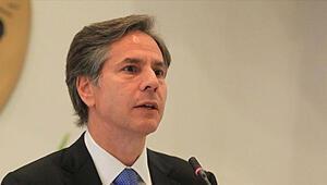 ABD Dışişleri Bakanı Blinkendan diplomatik görüşmeler