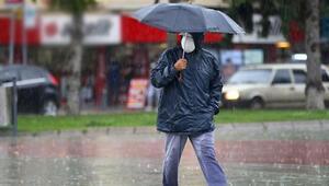 Meteoroloji bölge bölge sıraladı ve uyardı İşte son dakika hava durumu raporu