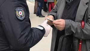 Kocaelide Kovid-19 tedbirlerine uymayan 418 kişiye ceza