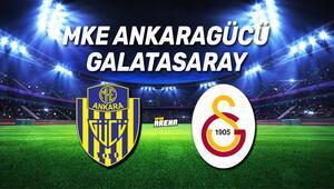 MKE Ankaragücü Galatasaray maçı saat kaçta, hangi kanalda