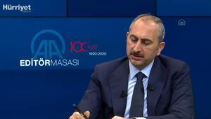 Adalet Bakanı Abdulhamit Gül, yeni anayasa çalışması hakkında konuştu